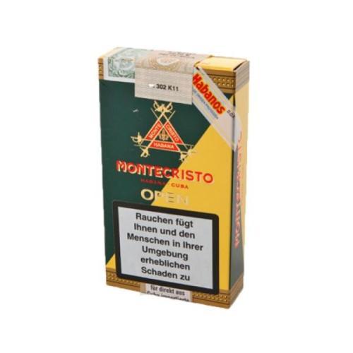 Montecristo Open Junior AT