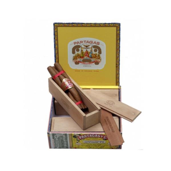 Partagas Culebra 9er Kiste